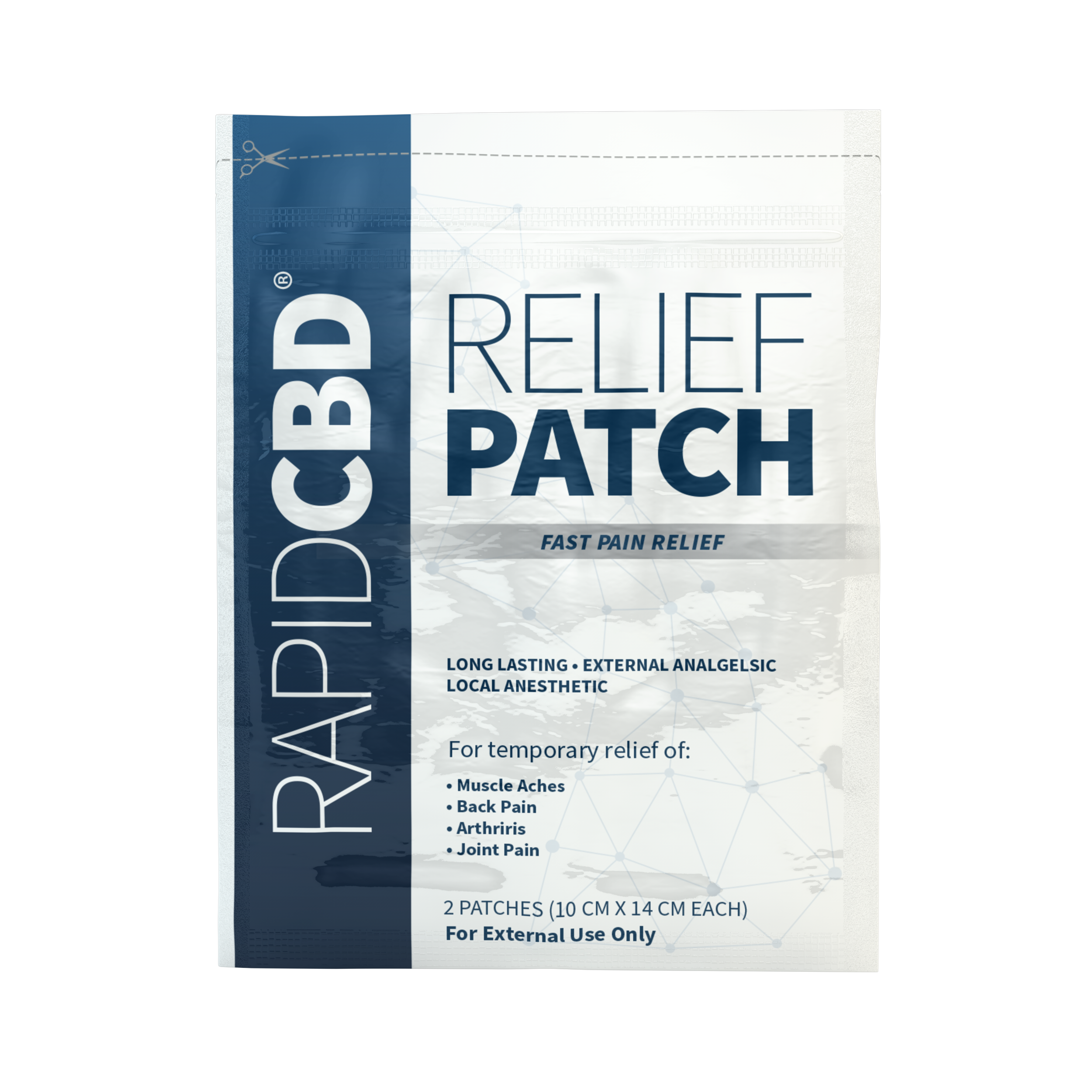 RapidCBD Relief Patch