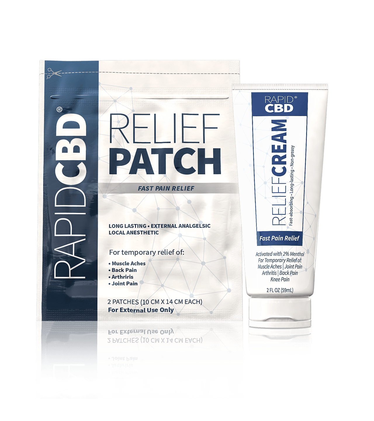 RapidCBD Relief Products
